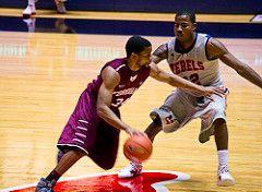 Basketball er ofte en av de beste lagsportene du kan vedde på. Bilde: Divya